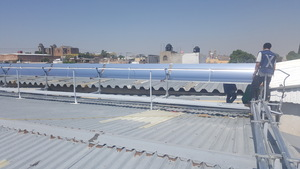 Bevco S De R L De C V Solar Heat For Industrial